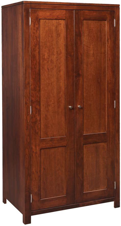 daniel s amish bedroom furniture modern 2 door wardrobe by daniel s amish collection