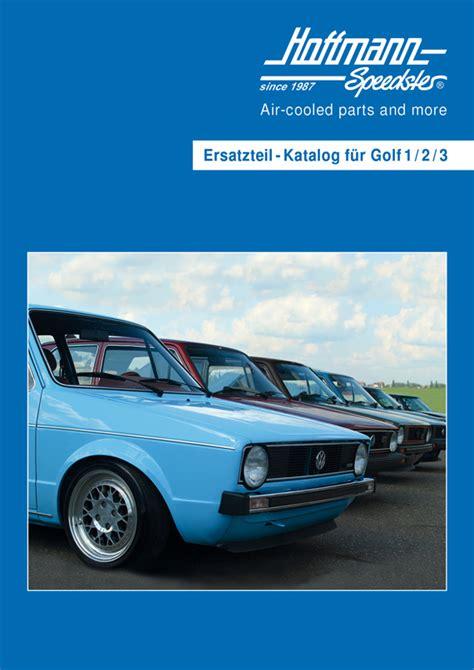 Preisliste Porsche by Kataloge Und Preislisten Pdf Hoffmann Speedster