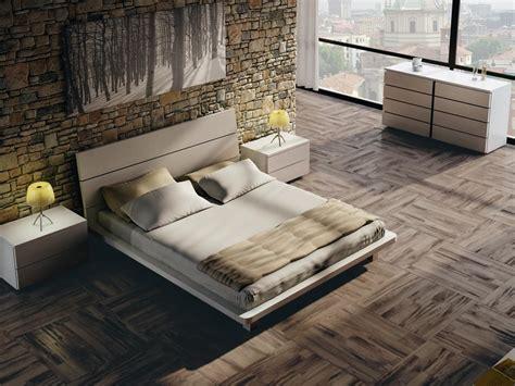 letto legno design letto matrimoniale in legno con finiture eleganti idfdesign