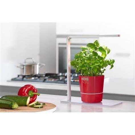 piante da cucina herb booster lada a led per piante in cucina