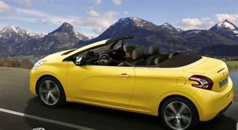 peugeot 208 cabriolet for peugeot 208 cabriolet autos 2k
