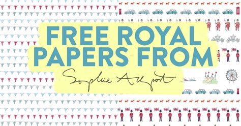 Free Paper Downloads For Card - free royal papers by allport paper craft