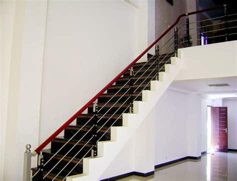 model railing tangga minimalis modern harga murah