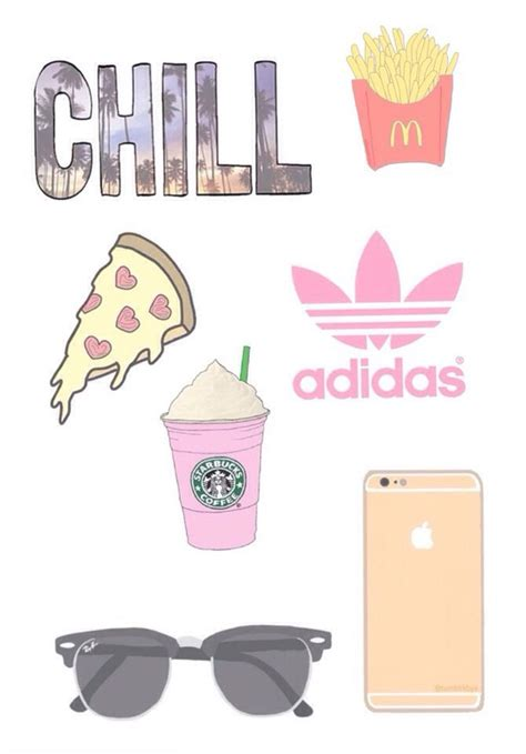 girly adidas wallpaper life essentials image 3571708 by violanta on favim com