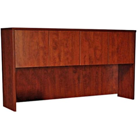 ofd office furniture laminate four door office hutch