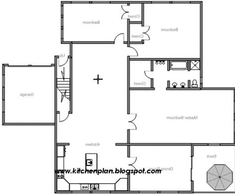 Floor Plan Examples by Kitchen Plan Kitchen Floor Plans Examples