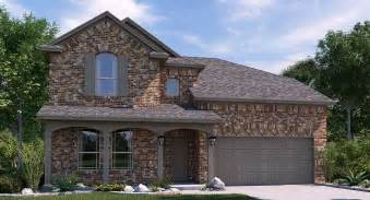 Leander S Lennar Homes Carneros Ranch Community To Hold Savanna Ranch New Home Community Leander