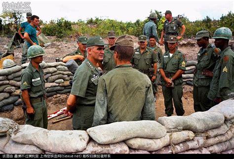 残酷的越南战争 陆军论坛 铁血社区