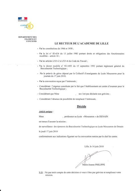 Lettre De Motivation Ecole Nationale D Administration Modele Lettre Derogation 6eme Document