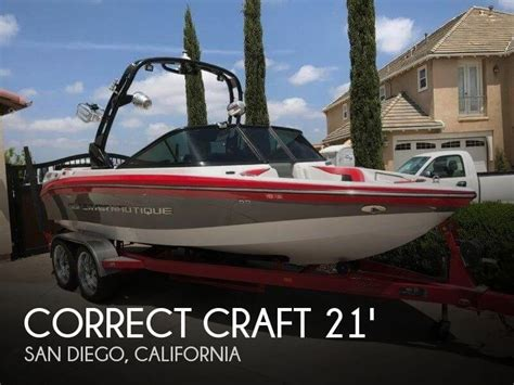 boats for sale in san diego correct craft boats for sale in san diego california