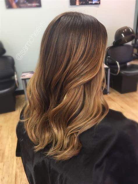 balayage highlights for older women spring and summer balayage highlights for brown and dark