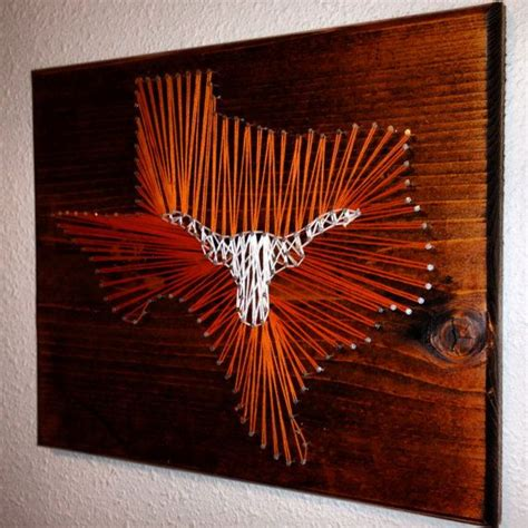 Cool String Designs - string longhorns state longhorns