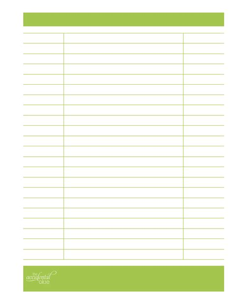 budget template free printable 7 best images of free printable blank budget worksheet