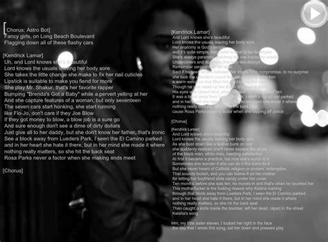 kendrick lamar keisha s song kendrick lamar lyric quotes quotesgram