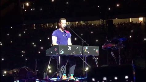 coldplay everglow live coldplay everglow hd live san siro milano 4 luglio