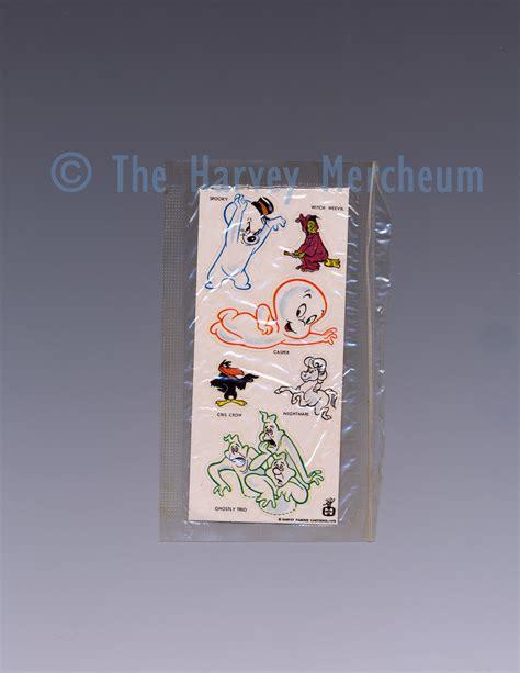 printable exhibit stickers casper sticker sheet first variant the harvey mercheum