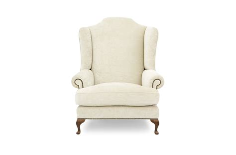 scroll wing chair occasional chairs the sofa chair