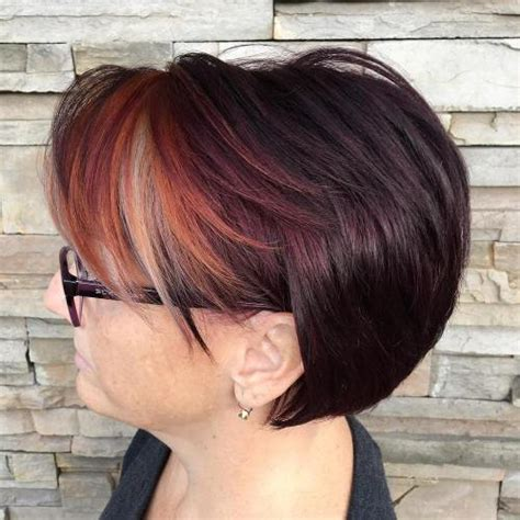 edgy hair color for women 50 years old 28 edgy and elegant haircuts for women over 50