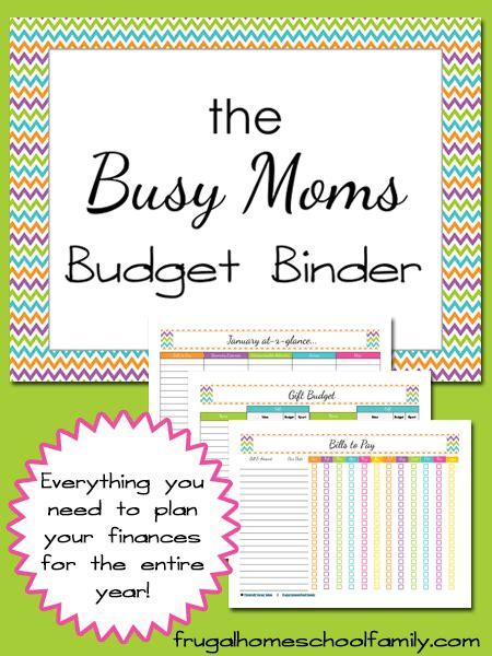 budget binder  busy moms life   homeschool mom