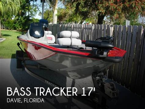 tracker boats for sale in florida bass tracker pro 175 txw for sale in davie fl for 17 500