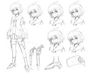 Anime Character Template by My Oc Character Sheet By Mokou On Deviantart