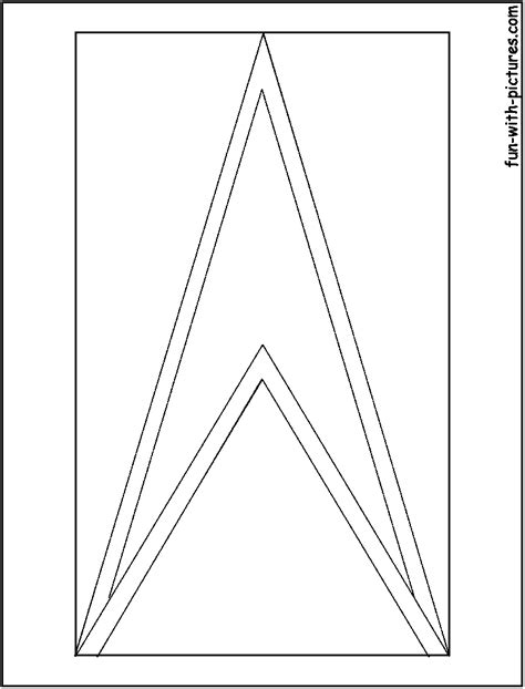 guyana flag coloring page
