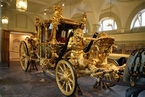 royal couch royal mews gold state coach london pictures