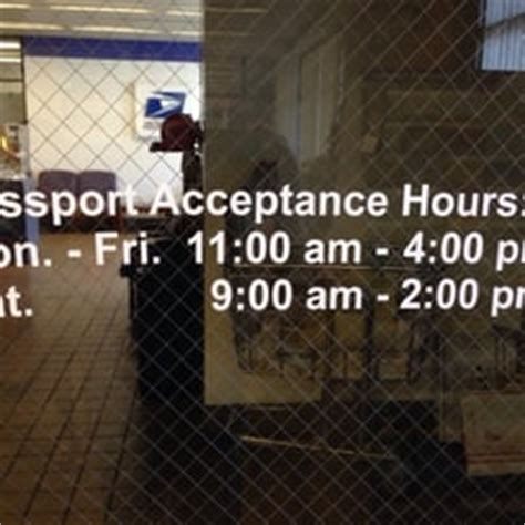 Walk In Passport Office by Us Post Office Post Offices Pasadena Ca Yelp