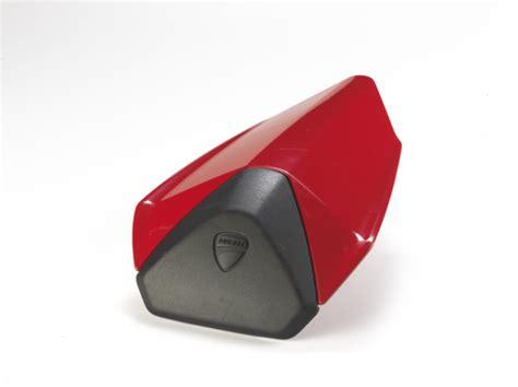 Motorrad Abdeckung Rot by Ducati Superbike 899 1199 Beifahrer Sitzbank Abdeckung Rot