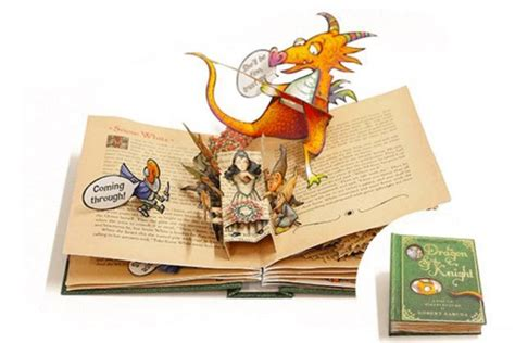 the dragon the 1471123111 the dragon the knight a pop up misadventure hardcover new ebay