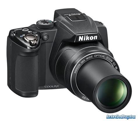Kamera Nikon Coolpix P500 Bekas nikon coolpix p500 und p300 letsgodigital
