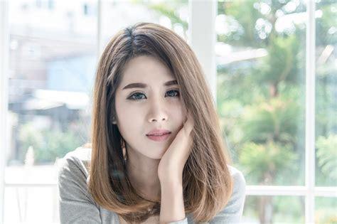 Model Rambut A by 14 Trend Rambut Rambut Pendek A La Korea Untuk Referensi