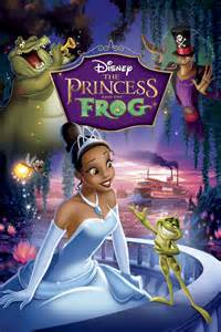 itunes movies princess frog