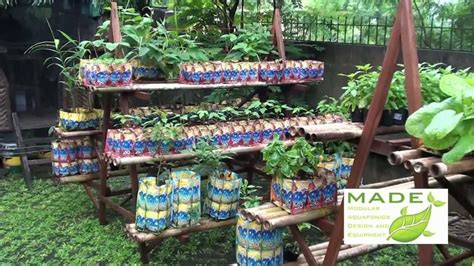 Indoor Vegetable Container Gardening - urban farming homsteading aquaponics philippines made growing systems july 2012 update youtube