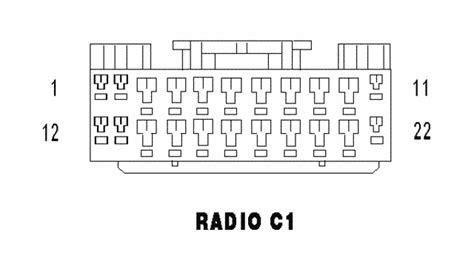 jeep patriot radio wiring diagram  jeep cherokee speaker wiring diagram wiring diagrams