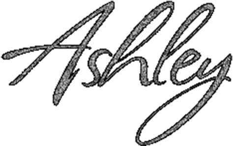 coloring pages of the name ashley name graphics ashley 360066 name gif