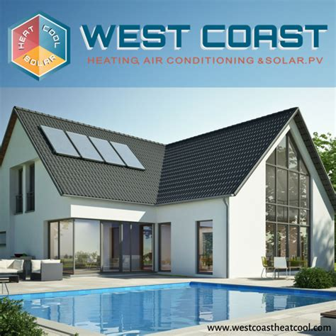 West Coast Plumbing And Air by West Coast Heating Air Conditioning And Solar El Cajon