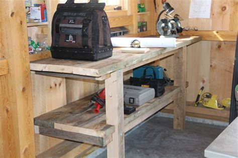 a garage workbench is an essential piece of equipment in build the perfect workbench extreme how to