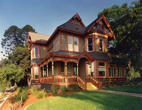 victorian style homes 6 styles of victorian house architecture with exles