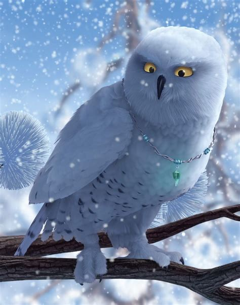 milori s snowy owl disney wiki fandom powered by wikia