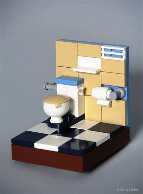 lego bathroom set lego toiletten gute