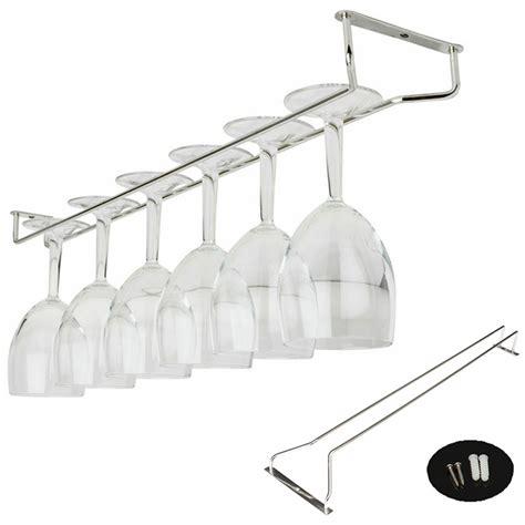 Wine Hanger Rack 55cm wine chagne goblet glass hanger hanging holder