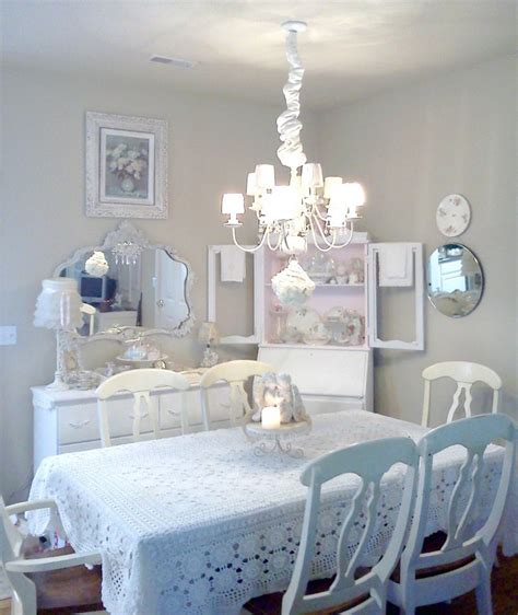 Shabby Dining Room by Shabby Chic Dining Room Ideas Diy Home Decor