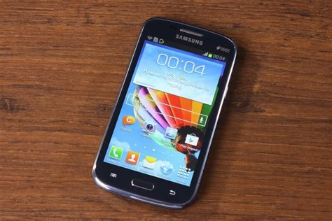 Samsung Galaxy I8262 review of the smartphone samsung galaxy i8262