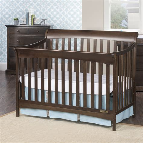 Coventry Full Size 4 In 1 Convertible Child Craft Crib Coventry Convertible Crib