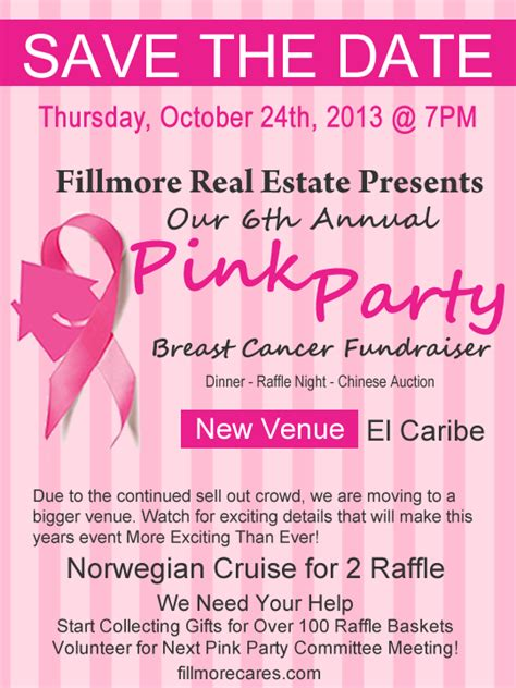 Cancer Benefit Fundraiser Flyer Template Pictures To Pin On Pinterest Pinsdaddy Breast Cancer Fundraiser Flyer Templates Free