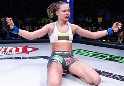 Bj St Etnic namajunas explains why she speaks out against roufus