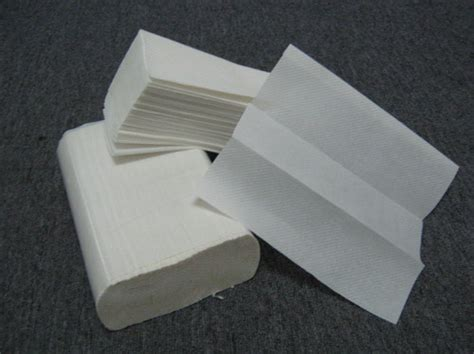 Paper Towel Folding - cleaning taking out folded paper towels from a