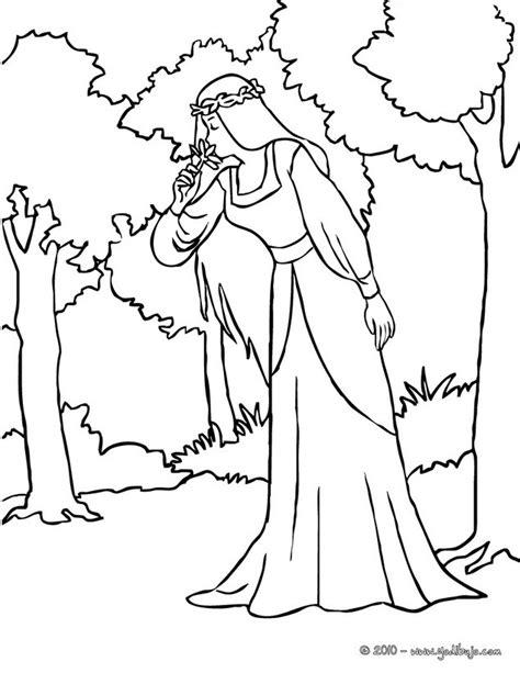 imagenes de good morning para niños para colorear dibujos del bosque simple ilustracin para colorear de el