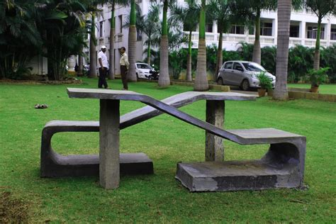 Outdoor Plastic Benches by Your Public Personal Space Yanko Design